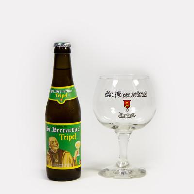 Sint Bernardus Tripel 8°