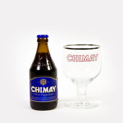Chimay 9 Blauw