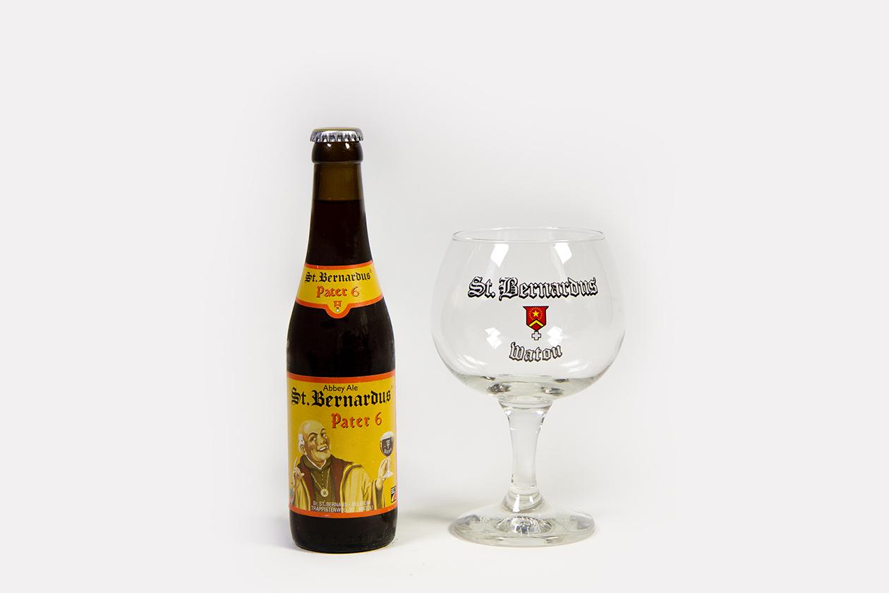 Sint Bernardus Pater 6°